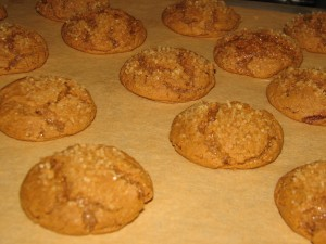 moleasses-cookies