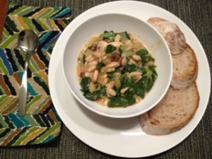 Mushroom-White-Bean-and-Collard-Green-Stew