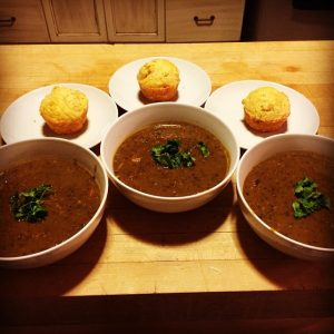 smoked-pork-lentil-soup