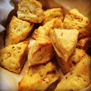 rosemary-pear-asiago-scones
