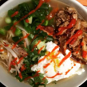 spicy duck soup